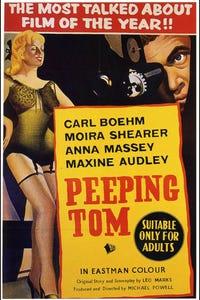 Peeping Tom as Baxter