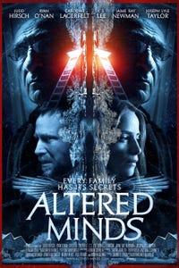 Altered Minds as Dr. Nathaniel Shellner