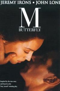 M. Butterfly as Rene Gallimard