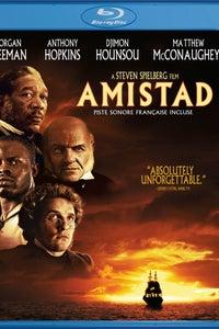 Amistad as John Quincy Adams