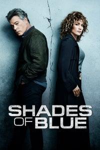 Shades of Blue as Linda Wozniak