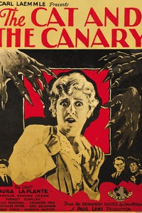 The Cat and the Canary as Cecily Young