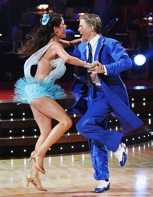 Dancing with the Stars - Season 7 - Brooke Burke and Derek Hough