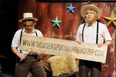 "Saturday Night Live - Season 38 - ""Seth MacFarlane""- Tim Robinson and Seth MacFarlane"