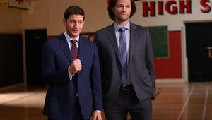 Watch Jensen Ackles Tease Jared Padalecki Relentlessly While Sharing Their Favorite Supernatural Moments Ever