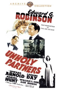 Unholy Partners as Roger Ordway