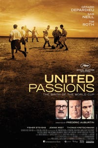 United Passions as Sepp Blatter