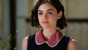 Lucy Hale Talks Pretty Little Liars Spin-Off and Where Aria Is Now