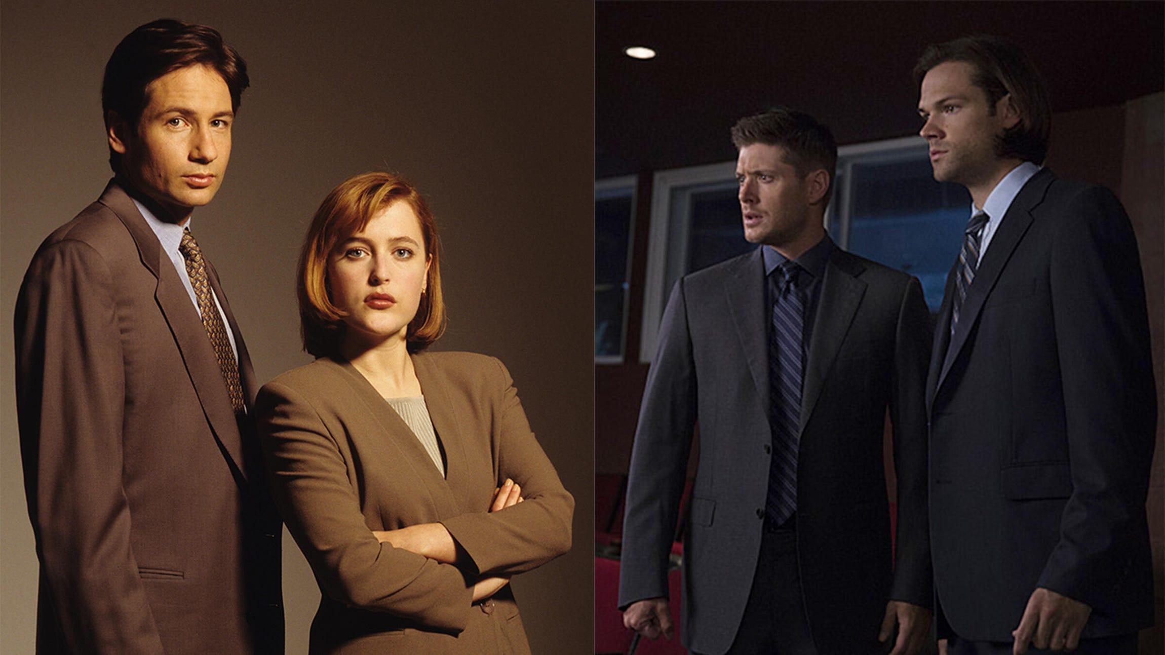 The X-Files, Supernatural