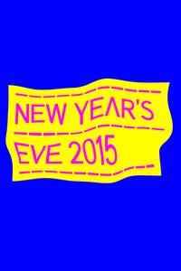 MTV's NYE 2015