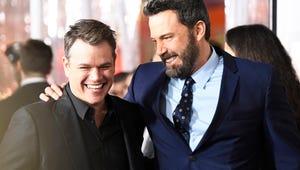 Ben Affleck and Matt Damon Return to TV for Showtime's City on a Hill