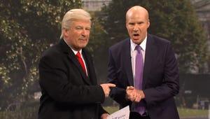 Will Ferrell Becomes Gordon Sondland for Saturday Night Live