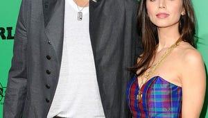 Eliza Dushku, Rick Fox Split