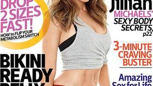Jillian Michaels Poses Nude for Shape