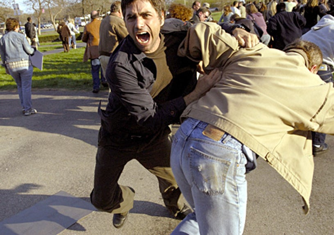 "ER - ""The Honeymoon Is Over"" - John Stamos as Tony Gates"