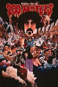 200 Motels as Larry The Dwarf / Frank Zappa