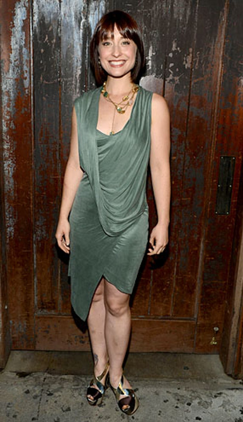 Allison Mack - FX Summer Comedies Party in Hollywood, California, June 26, 2012