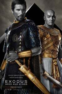 Exodus: Gods and Kings as Ramses