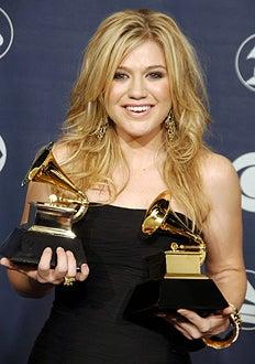 Kelly Clarkson - The 48th Annual Grammy Awards, February 8, 2006