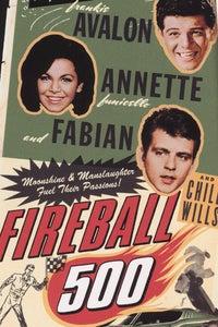Fireball 500 as Charlie Bigg