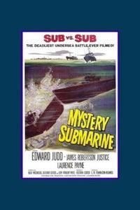 Mystery Submarine as Chief ERA Lovejoy