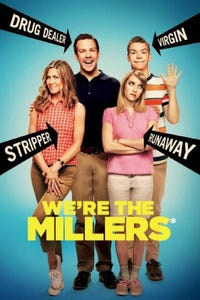 We're the Millers as TSA Agent