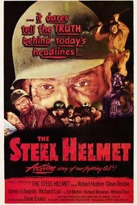 The Steel Helmet as The Red
