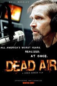 Dead Air as Dr. F