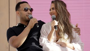 John Legend and Chrissy Teigen Are Bringing Their Star Power to The Simpsons
