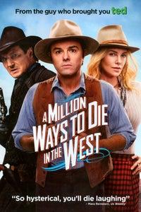 A Million Ways to Die in the West as Albert