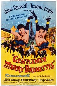 Gentlemen Marry Brunettes as Connie Jones / Mitzi Jones