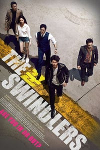 The Swindlers as Park Hui-su