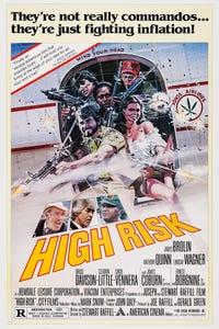 High Risk as Olivia