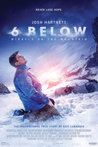 6 Below: Miracle on the Mountain as Eric LeMarque