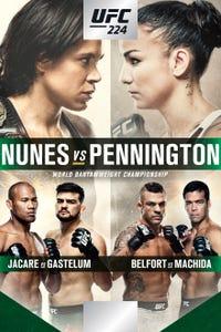 Countdown to UFC 224: Nunes vs. Pennington