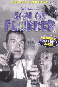 Son of Flubber as President Rufus Daggett