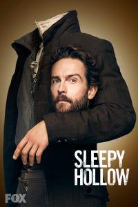 Sleepy Hollow as Solomon Kent