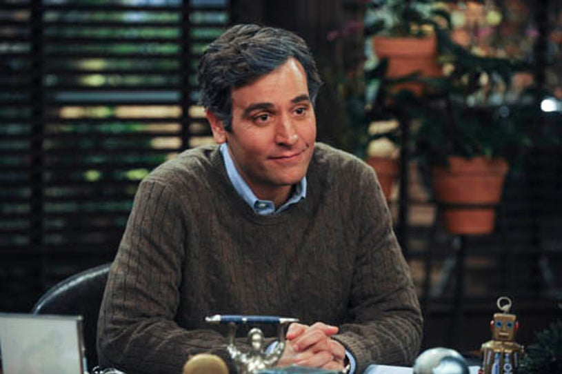 """How I Met Your Mother - Season 9 - """"Last Forever Parts One and Two"""" - Josh Radnor as Ted"""