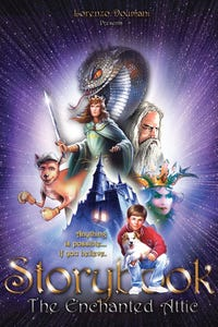Storybook as Queen Evilia