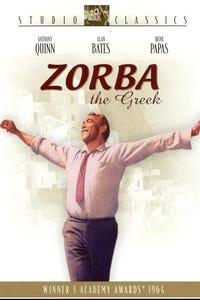 Zorba the Greek as Basil
