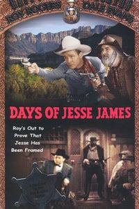 Days of Jesse James as Under-Sheriff