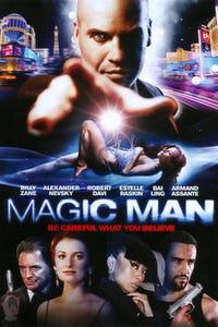 Magic Man as Det. Simpson
