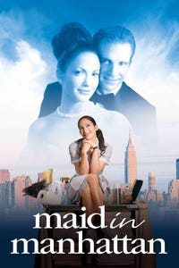 Maid in Manhattan as Harold, The Room Service Waiter