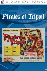 Pirates of Tripoli as Abu Tala
