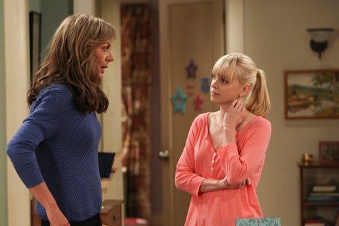 "Mom - Season 1 - ""A Pee Stick and an Asian Raccoon"" - Anna Faris, Allison Janney"