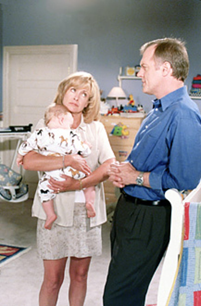 """7th Heaven - Catherine Hicks and """"Stephen Collins"""""""