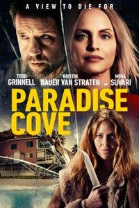 Paradise Cove as Joan Carr