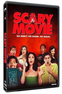 Scary Movie as Garage Victim