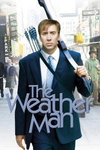 The Weatherman as NY Pedestrian