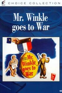 Mr. Winkle Goes to War as Plummer